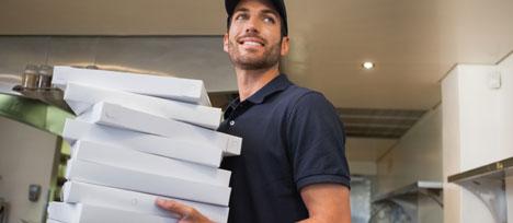 Livreur ou coursier, le job étudiant idéal !