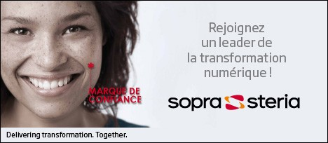 Sopra Steria recrute plus de 2 500 talents en 2016