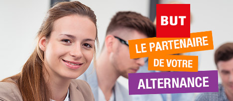 Comment d�crocher un contrat en alternance chez BUT ?