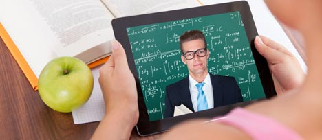 Soutien scolaire : devenez prof en ligne !