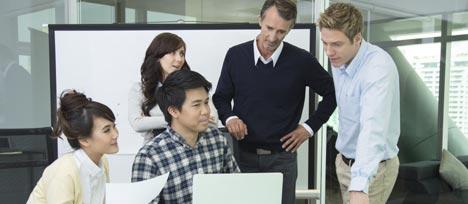 PME ou Grands groupes, les jeunes dipl�m�s doivent-ils choisir ?