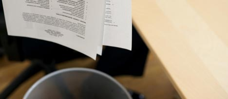 6 erreurs à éviter sur un CV