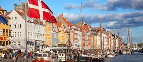 « J'effectue un stage au Danemark  »
