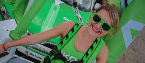 Job d'été : travailler pendant le Tour de France