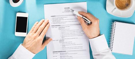10 questions/réponses sur le CV