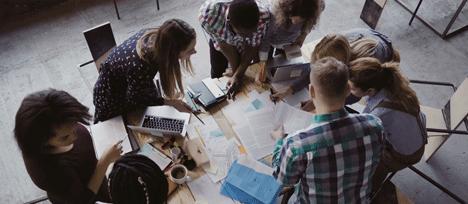 Création d'entreprise : faites appel à l'incubateur de votre école !