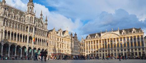 « Mon VIE à Bruxelles a été un tremplin pour ma carrière internationale »