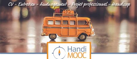 Un HandiMOOC pour la recherche d'emploi