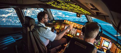 790 000 pilotes de ligne recherchés d'ici 2037