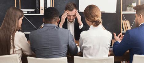 Entretien d'embauche raté : que faire ?