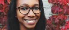 Portrait de Binta, Customer Advocate chez Flightright