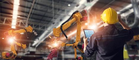 Industrie : les entreprises recrutent en alternance