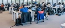 Une formation et un emploi avec le Samsung Campus