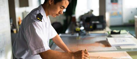 Marine nationale : un recrutement dès la troisième