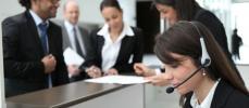 Hôte(sse) d'accueil, un job au coeur de l'entreprise