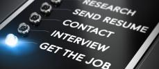 Rechercher un emploi dans la santé