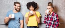 Réussir son intégration grâce à la pause-café
