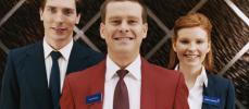Employé de hall : un job dans l'hôtellerie de luxe