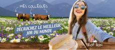 Ambassadeur Reblochon Haute-Savoie