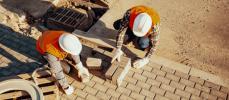 Travaux publiques : 14 000 jeunes recrutés par an d'ici 2025