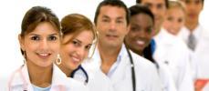 salaires dans la santé